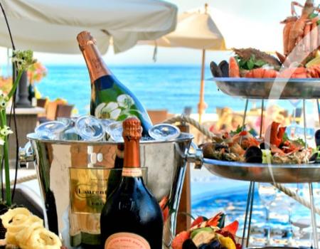 sunday brunch champagne petit modèle